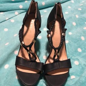 Sandal Wedge Heels
